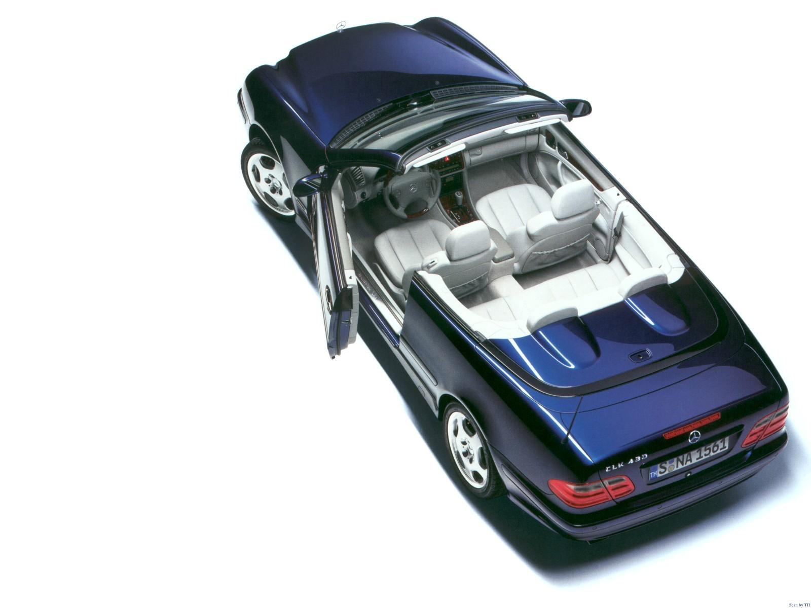 Mercedes clk430 1600x1200